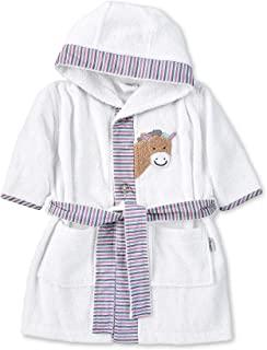 Sterntaler 思丹乐 连帽浴袍,小马宝琳,年龄:9-12 个月,尺寸:74/80,白色