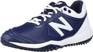 New Balance 女式 Fuse V2 Turf 垒球鞋