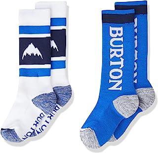 Burton 儿童周末中等重量滑雪袜