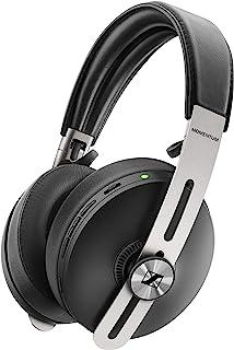SENNHEISER 森海塞尔 Momentum 3 无线降噪耳机,具有Alexa,自动开/关,智能暂停功能和智能控制应用程序,黑色