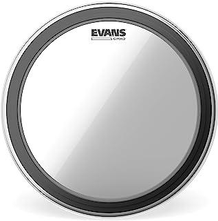 Evans GMAD 透明低音鼓头,22 英寸
