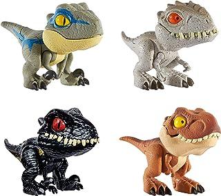 Jurassic World Snap Squad 4 件装 #1 [亚马逊*]