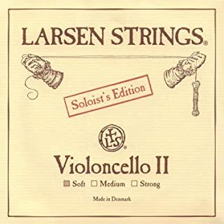 Larsen Soloist 4/4 Cello D 绳软合金-钢