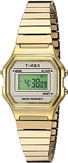 Timex 天美时 女式经典数字迷你手表