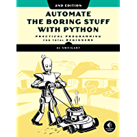 Automate the Boring Stuff with Python, 2nd Edition: Practica…
