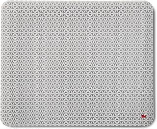 "3M Precise 鼠标垫,带有可重新定位的背胶,可快速提高光学鼠标的精度,并将无线鼠标的电池寿命延长至50%*,8.5"" x 7""(约21.59厘米 x 17.78厘米),位图(MP200PS)"