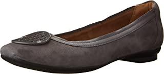 Clarks 女式 浅口平底鞋
