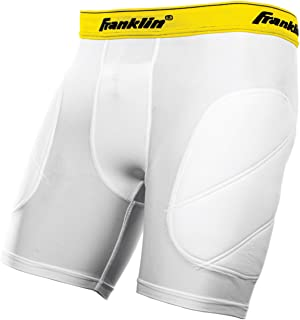 Franklin Sports Baseball Youth Sliding Shorts