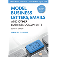 Model Business Letters, Emails and Other Business Documents…