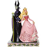 Jim Shore Aurora & Maleficent Disney Traditions