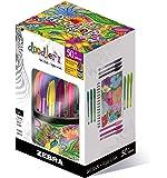Zebra Pen Doodlerz 凝胶笔 50 Pack 多种颜色