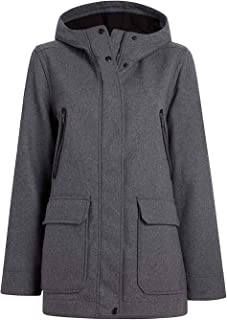 Woolrich 女式季節變色連帽外套,