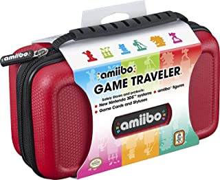 RDS Industries, Nintendo Amiibo Game Traveler 便携包 - 蓝色 红色