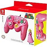 Hori 明星大乱斗特别版 任天堂Switch官方GameCube控制器,马里奥桃花公主(Princess Peach)