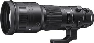 Sigma 500mm f/4 DG OS HSM 运动镜头父 ASIN185955  Nikon Nikon 黑色