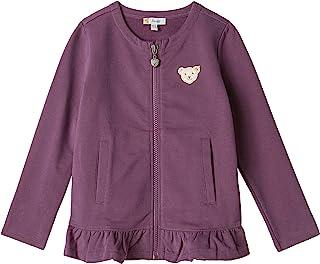 Steiff 女婴运动衫开衫运动夹克