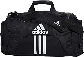 Adidas Scorer 中号旅行包 黑色 健身包
