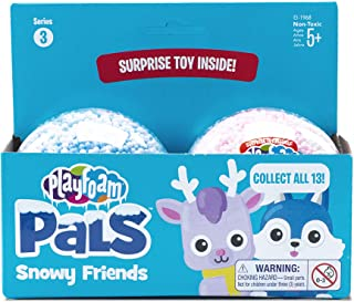 "Educational Insights Playfoam Pals 雪地朋友 2 件装 ""Multi"""