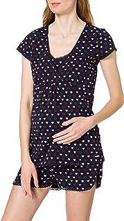 ESPRIT Maternity 女士睡衣套装 Nursing AOP 睡衣套装
