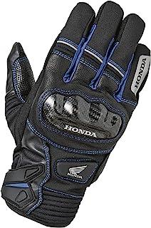 Honda 碳纤维防护手套 V(*蓝) M尺寸 0SYEJ-26L-VM