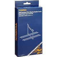 TOMIX N 轨距 复线架线柱 钢架型 24 根 S 3078 铁道模型用品
