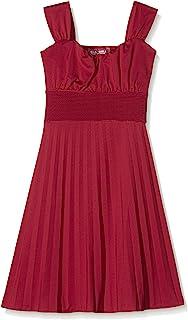 Gol 女童针织连衣裙