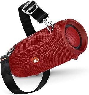 JBL 音乐战鼓二代 便携式防水蓝牙音箱 带集成电源 一次充电可播放15小时,红色