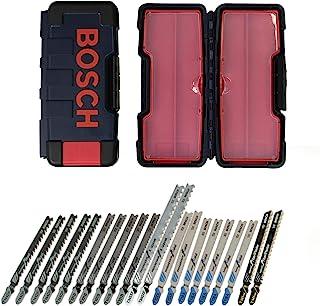 Bosch 博世 T型柄夹具锯条套装,TC21HC,21件