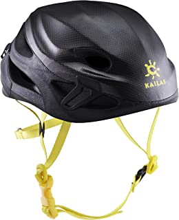 KAILAS Airo 超轻攀岩头盔碳纤维可调节男式女式登山滑雪高山攀岩