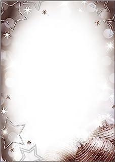 SIGEL DP020 圣诞信纸 圣诞 钻石 A4 25 张