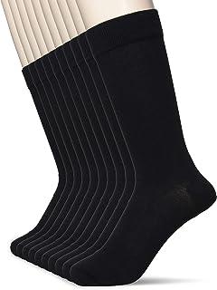 CECILE 男士 商务袜子 10双装 SM-895