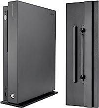 eXtremeRate 垂直控制台支架 适用于 Microsoft Xbox One X - 黑色