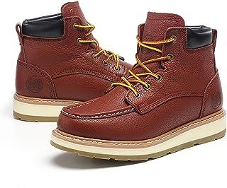 MEDEAR 男式工装靴复合鞋头电气危害保护外底宽舒适适用于电工工业