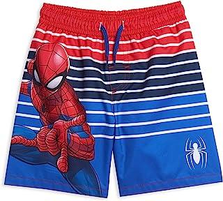 Marvel Avengers 蜘蛛侠幼儿男孩泳裤