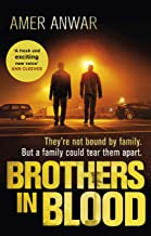 Brothers in Blood: Winner of the Crime Writers' Association Debut Dagger (Zaq & Jags) (English Edition)