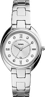 Fossil Gabby 三指针日期不锈钢手表 – ES5069