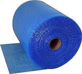 Triplast 蓝色可生物降解泡泡包装卷(500 毫米 x 50 米)| 小型气泡缓冲泡泡包装,适用于移动房子,易碎物品包装和运输和储存的保护包装
