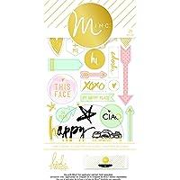 American Crafts 26 张 Heidi Swapp Minc 图标贴