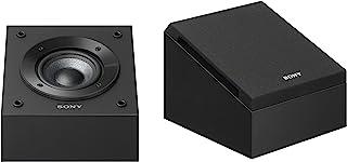 Sony 索尼 SSCSE 扬声器,黑色,支持杜比全景声(1对)