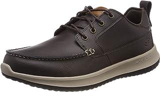 Skechers 斯凯奇 Delson-Elmino 男士莫卡辛鞋