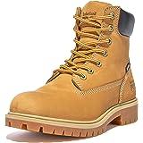 Timberland PRO 女士软趾直筒防水工装靴