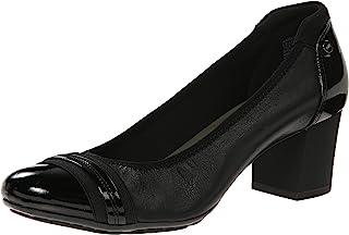 女士 Guardian 皮革正装高跟鞋