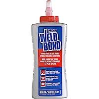 Weldbond 8-50420 多用途胶水,1 支装,如图所示