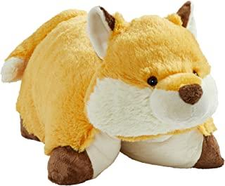 Pillow Pets 原创,野狐狸,18 英寸(约 45.7 厘米)填充动物毛绒玩具
