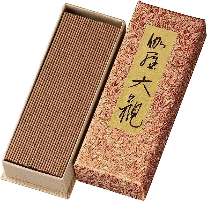 Nipponkodo 日本香堂 伽罗大观 线香 150根礼盒装 ¥477.65 可3件9折