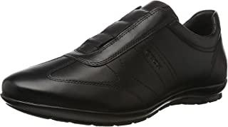 GEOX 男式 Uomo 符号 C 低帮运动鞋