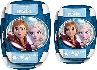 Stamp RN244094 护肘和护膝 Frozen II Anna, Elsa 蓝色