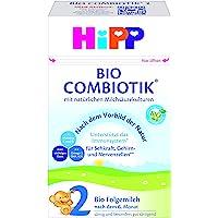 HiPP 喜宝 Bio Combiotik 婴儿奶粉 2段(适用于6月以上婴儿),4盒装(4 x 600g)