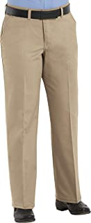 Red Kap 女式无褶棉质工装裤