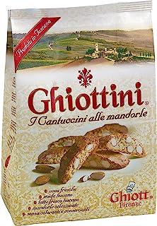 Ghiott Ghiottini Cantuccini Mandel Beutel, 6er Pack (6 x 200 g)